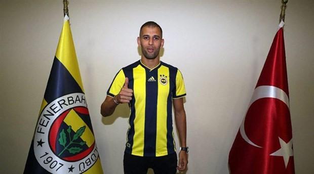 Fenerbahçe, Slimani için imza töreni düzenleyecek