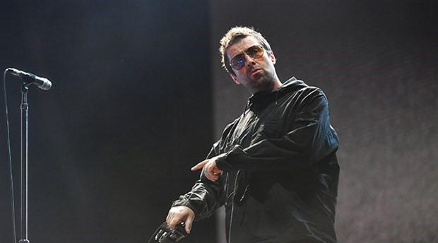 KüçükÇiftlik Park'ta Liam Gallagher rüzgarı esti