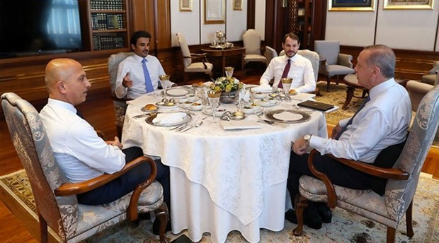 Katar'dan Türkiye'ye 15 milyar dolar doğrudan yatırım