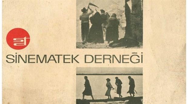 Sinematek Ağustos ayı bülteni yayınlandı