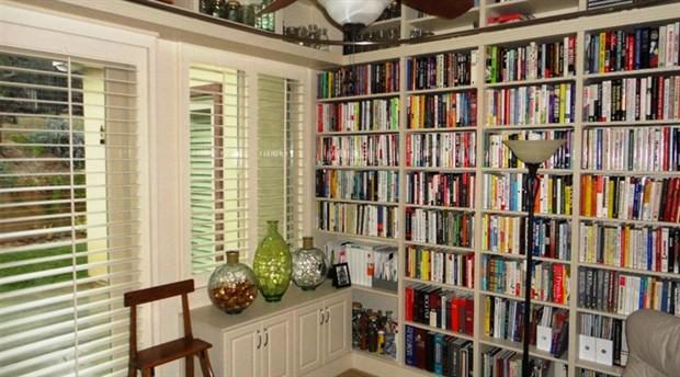 Türkiye, hanelerde bulunan kitap sayısı ortalamasında sondan ikinci