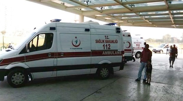 Antep'te terlik imalathanesinde yangın: 16 ve 18 yaşlarındaki iki işçi yaşamını yitirdi