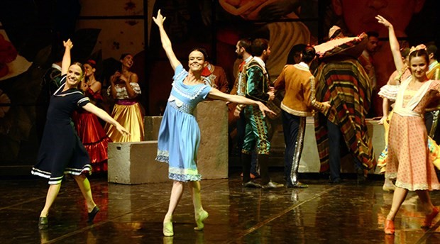 Bale festivali Frida'yla sona erdi
