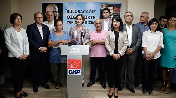 CHP: Erdem ve Berberoğlu bir bayramı daha demir parmaklıklar ardında geçirmesin
