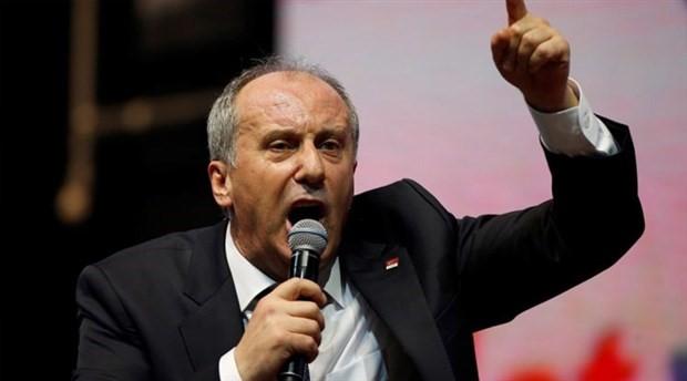 Muharrem İnce'den AKP'ye 'Amerika' tepkisi