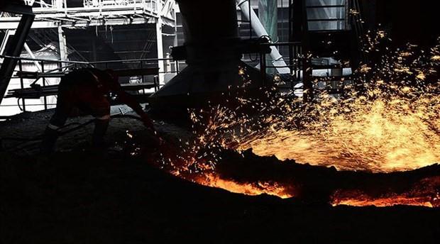 Sanayi üretimi, bir önceki aya göre yüzde 2 azaldı