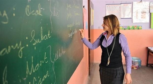 20 bin sözleşmeli öğretmen alımına ilişkin takvim belli oldu