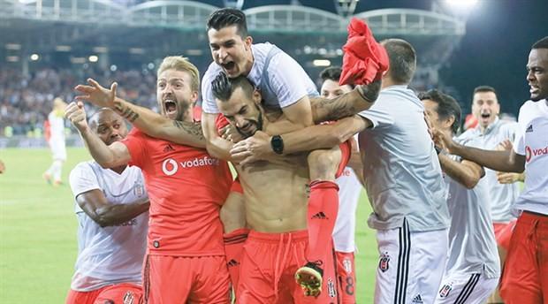 Beşiktaş son anda turladı