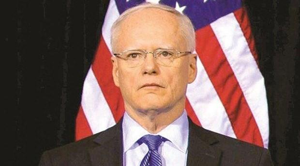 ABD'nin eski Ankara Büyükelçisi Jeffrey, ABD'nin Suriye Özel Temsilcisi görevine getirildi