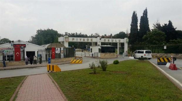 İstanbul Tuzla Piyade Okulu'nda FETÖ operasyonu