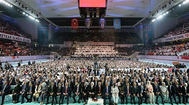 AKP'nin yeni MKYK'si belli oldu
