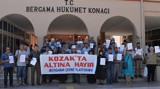 Altın madenine karşı mücadele veren Kozak halkı, ÇED kararına tepkili