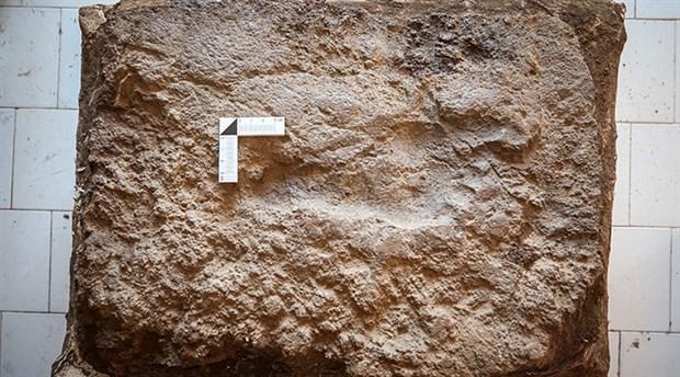 Urartu Kadını'nın ayak izi müzede sergilenecek