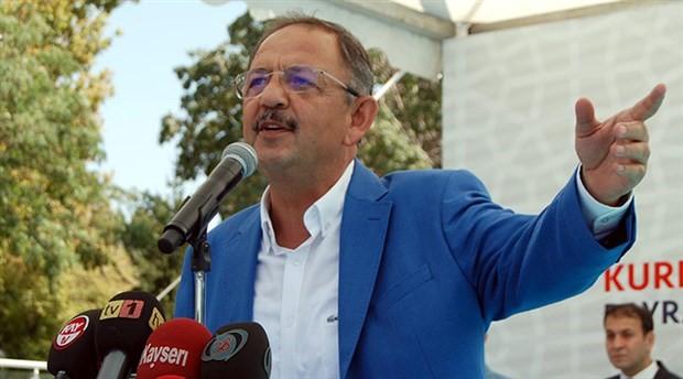 AKP'li Özhaseki'den Trump açıklaması: Adamın her yanı oynuyor