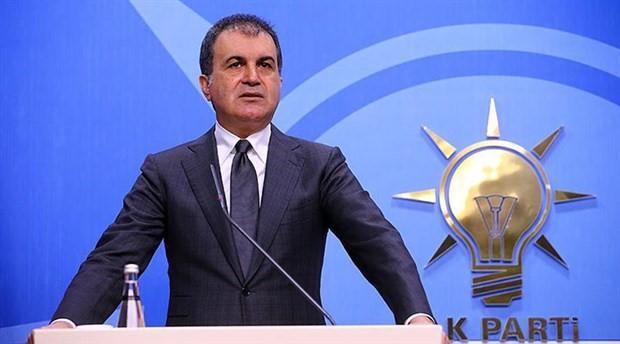 AKP Sözcüsü Çelik: ABD Büyükelçiliği'ne silahlı saldırı açık bir provokasyondur
