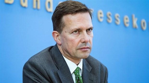 Almanya hükümet sözcüsü: Türkiye'ye yardım şimdilik gündemde değil