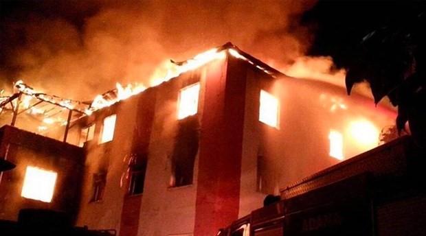 Aladağ yangının sanığı MEB tarafından ödüllendirildi