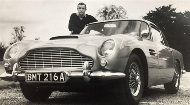 Aston Martin, James Bond arabasını yeniden üretecek