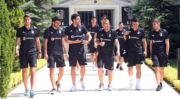 Beşiktaş Sırbistan'a eksik gitti