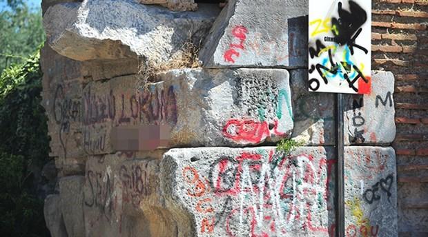 Bursa'da Hıristiyan tarihine büyük saygısızlık