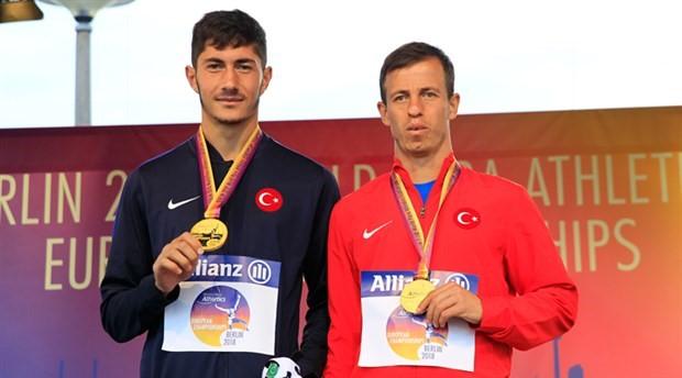 2018 Para Atletizm Avrupa Şampiyonası'nda Türkiye'ye altın madalya