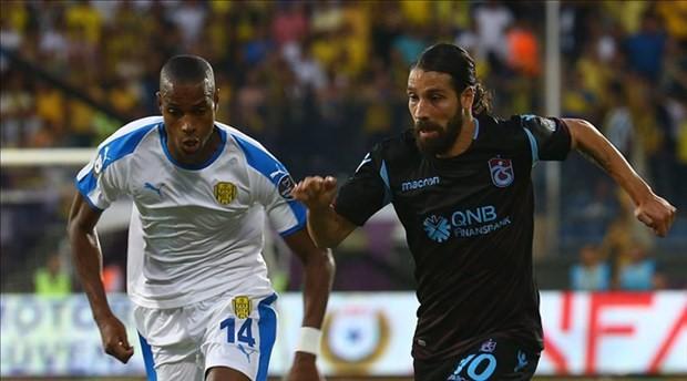 Ankaragücü-Trabzonspor maçında galip çıkmadı