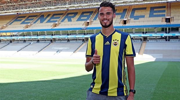 Fenerbahçe, Diego Reyes ile sözleşme imzaladı