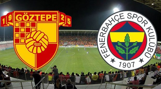 Göztepe-Fenerbahçe karşılaşmasında ilk 11'ler belli oldu