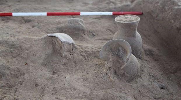 2 bin 500 yıllık kil kaplarda bira kalıntıları bulundu