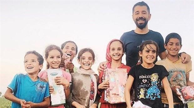 Çocukların yüzünü güldüren proje: Oyuncak Kardeşliği