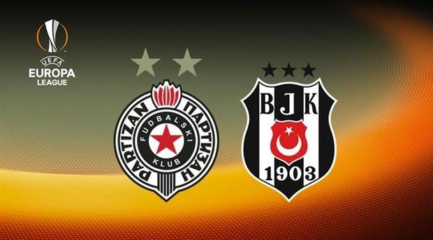 Beşiktaş-Partizan maçının biletleri satışta