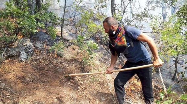 HDP orman yangınları için Dersim'e heyet gönderecek