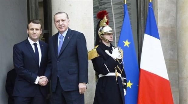 Macron: Erdoğan'ın Türkiyesi Mustafa Kemal'in Türkiyesi değil