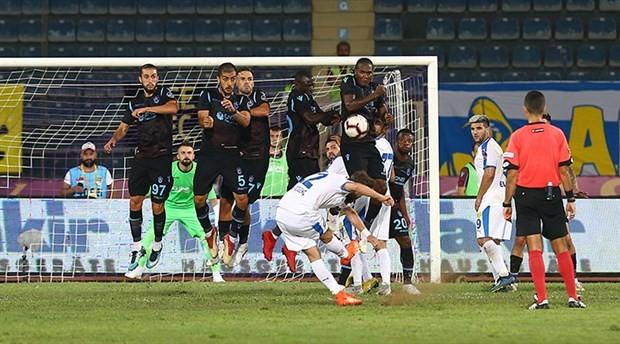 Trabzonspor, hakem Mete Kalkavan'a ateş püskürdü