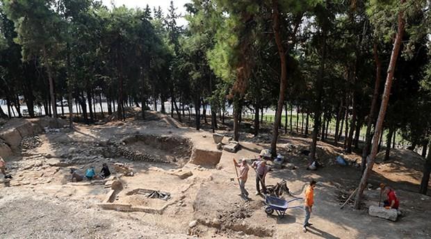 Yumuktepe Höyüğü'ndeki sezon kazıları başladı