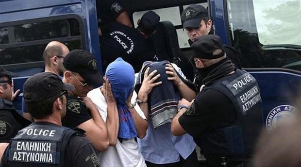 Yunanistan'a iltica eden iki eski SAT komandosuna koruma