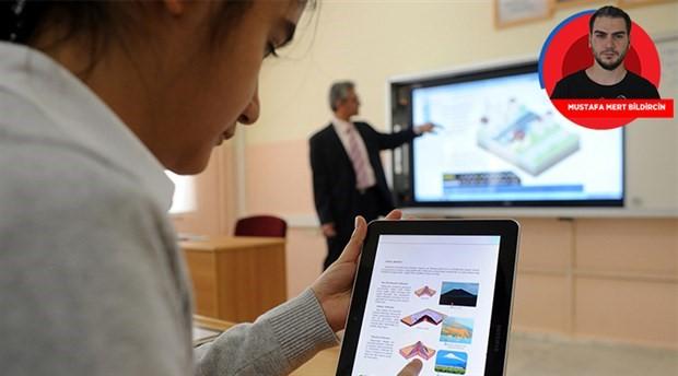 İnternet erişimli okul sayısı azaldı