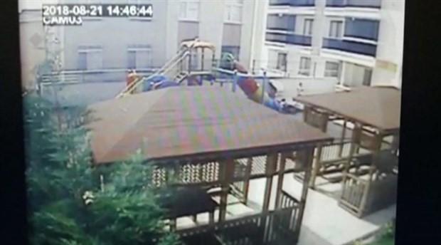 Parkta oynayan çocuklara ateş açan zanlı tutuklandı