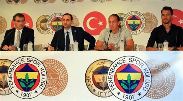Fenerbahçe'de Reyes ve Frey imzayı attı