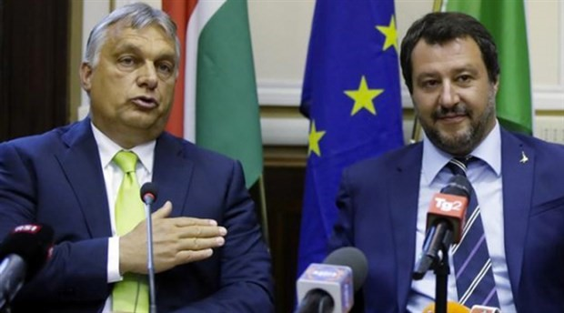 Macaristan ve İtalya'dan göçmen karşıtı ittifak