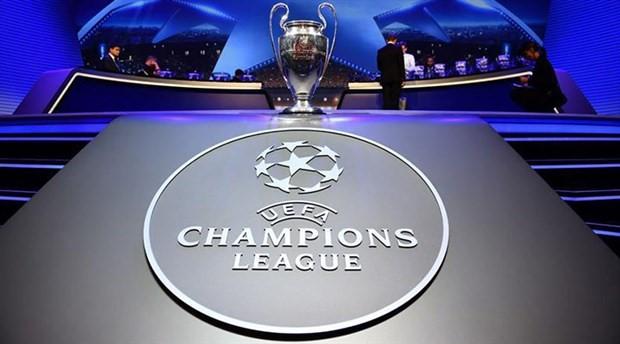Şampiyonlar Ligi'nde gruplar belli oluyor