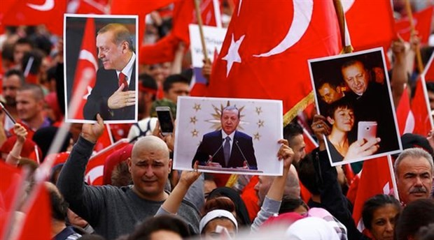 DPA: Erdoğan Almanya'da Türklere seslenmek istiyor