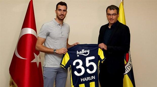 Fenerbahçe, Harun Tekin'i resmen açıkladı