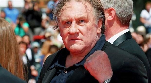 Gerard Depardieu'ya 'tecavüz' ve 'taciz' soruşturması açıldı