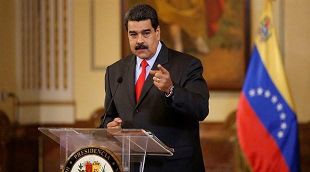 Maduro: Yurtdışında tuvalet temizlemeyi bırakın, gelip vatanınızda yaşayın