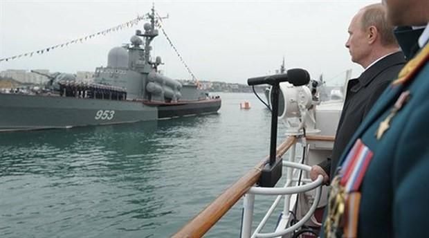 Rusya: Akdeniz'de 30 uçak ve 25 gemi ile tatbikat yapacağız