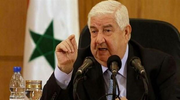 Suriye Dışişleri'nden Kürtlerin gelecekteki haklarına ilişkin açıklama