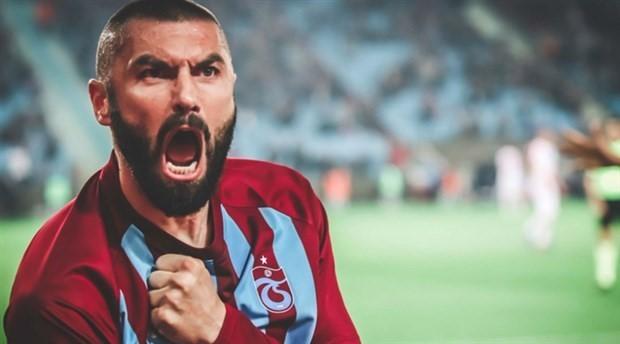 Burak Yılmaz'dan 'Beşiktaş' açıklaması