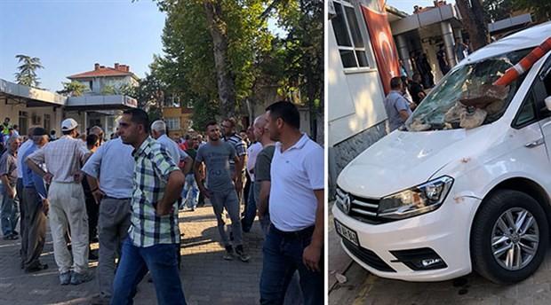 Bursa'da taşlı sopalı kavga: 4 yaralı