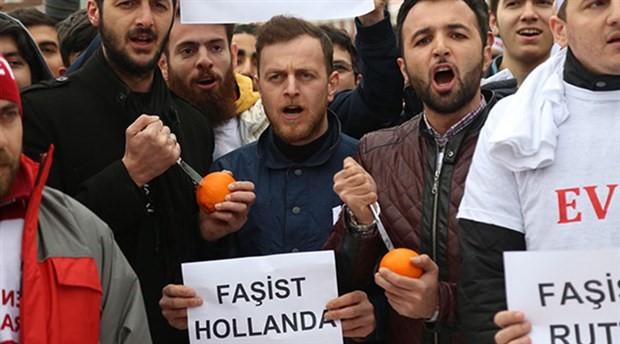 Hollanda ile büyükelçiler yeniden atanacak